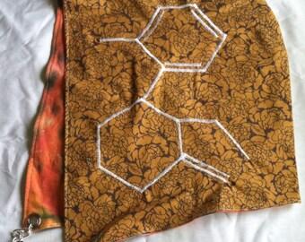Ketamine Molecule Festival Hood