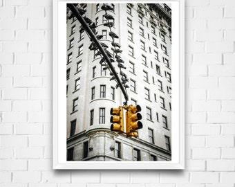 New York City, The Plaza – Unframed Fine Art Photograph
