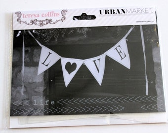 Urban Market Teresa Collins Photo Overlays, Scrapbooking Supply, Photo Embellishments, Pocket Scrapbooking, Document Your Life