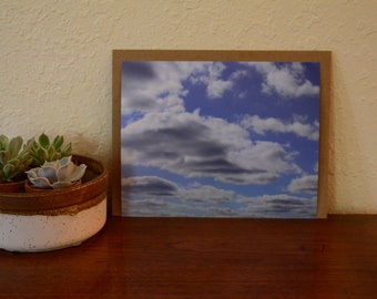 Cloud Photography, Sky Photography, Sky Picture, Cloud Picture, Blue Sky Photography