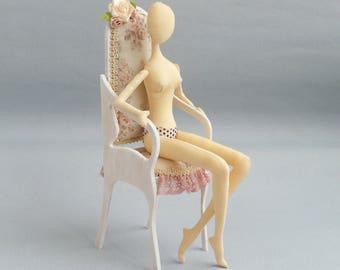 Doll body,  Ragdoll body, Textile doll,  blank cloth body,  sewing doll,  tilda,Puppe body, doll parts, doll for creativity