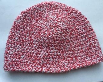 Hand crocheted hats