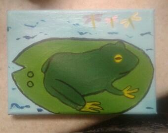 Cute Froggy Boy