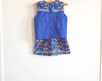 Vintage New Old Stock Shorts Outfit