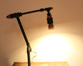TABLE LAMP INDUSTRIAL Style