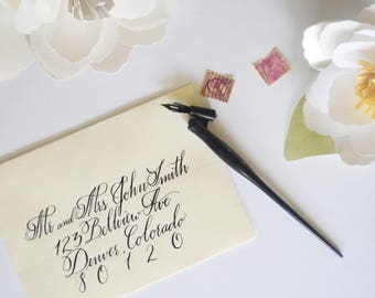 CALLIGRAPHY | Style D