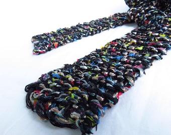 City Lights - Handknit scarf