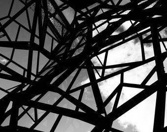 The Atrium  //  Melbourne  //  Monochrome  //  Australia