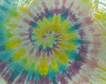 Twin Size Tye Dye Blanket