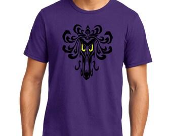 Men's Haunted Mansion Wallpaper T-shirt