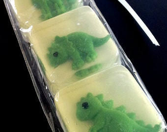 Dinosaur Soap Set
