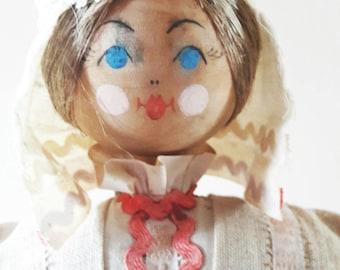 """Unusual Eastern European Tall Wedding Bride Doll - 20"""" Tall"""