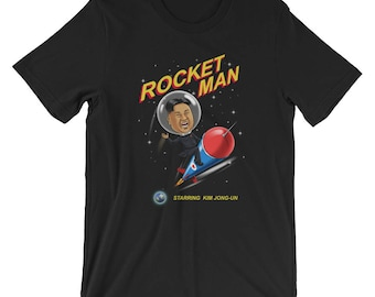 Little Rocket Man T-Shirt