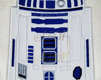 Personalized R2D2 Shirt (Large Design)