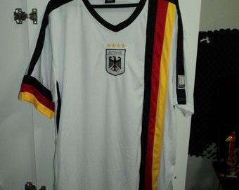 Deutschland Germany Soccer T-Shirt XXL