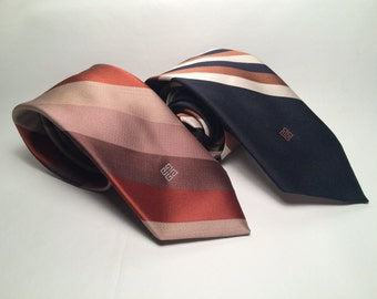 Vintage Givenchy ties
