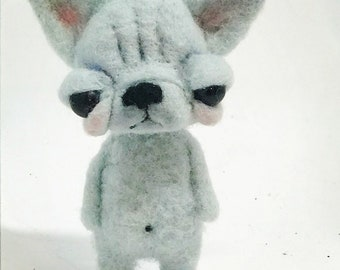 Frankie the Frenchi Original one of a kind art doll