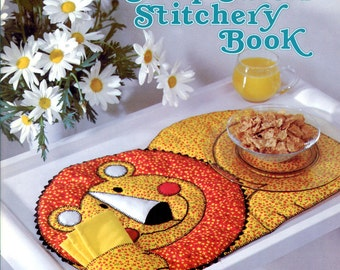 Scrap Saver's Stitchery Book by Sandra Lounsbury Foose (sewing)