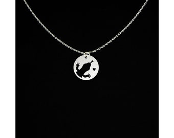 Gila Monster Necklace - Gila Monster Jewelry - Gila Monster Gift