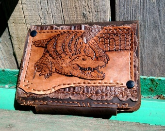 Leather wallet, mens wallet, leather wallet, mens gift, gift for him.