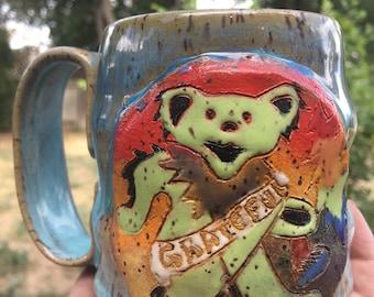 Dancing Bear Mug
