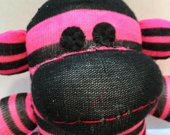Winnie the Baby Friendly Sock Monkey