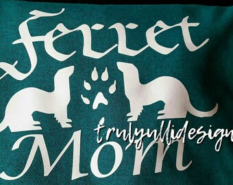 Ferret Mom T-Shirt