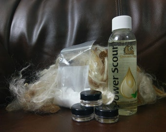 PRE-ORDER: Mohair - Do It Yourself and Dye Kit