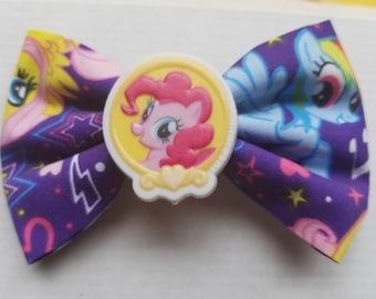 My Little Pony Hair Bows