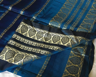 Vintage Indian Sari Wraps (2 Patterns Available)
