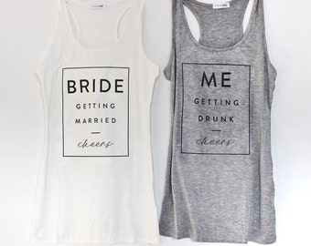 Bride Shirt | Custom Bachelorette Party Shirts | Personalized Bridal Shower Shirts | Bride Gift | Bridesmaid