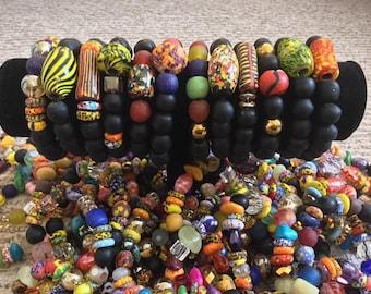 Wakanda Bead Bracelets