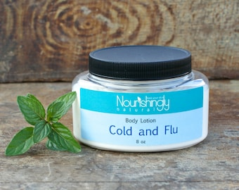 Natural Vapor Rub, Mentholated Lotion, eucalyptus chest rub, natural chest rub, essential oil menthol vapor rub, natural cold and flu