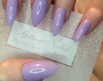 false nails  etsy