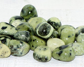 Polished Chytha  Tumbled - Stone for Clearing Toxic Energy