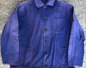 VTG Euro chore jacket #202
