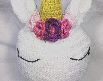 Unicorn Hat flower