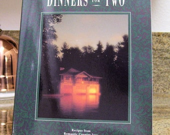 DINNERS for TWO COOKBOOK  1991