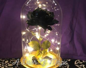 Beauty and the Beast Enchanted Rose (Medium)