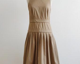Sofie D'Hoore cotton midi dress