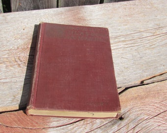 Vintage 1927 'Silas Marner' by George Eliot, Hardcover, D. Appleton and Company