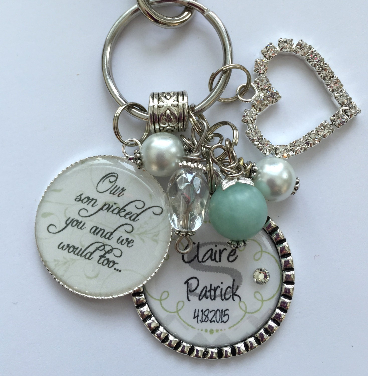 Future DAUGHTER In LAW GIFT Personalized Bride To Be Our Son
