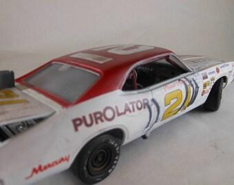 Junker Model,Classicwrecks,Scale Model Car,Rusted Wreck