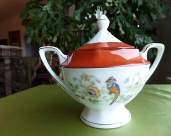 From Bavaria Vintage Sugar/Candy Bowel from Zeh Scherzer
