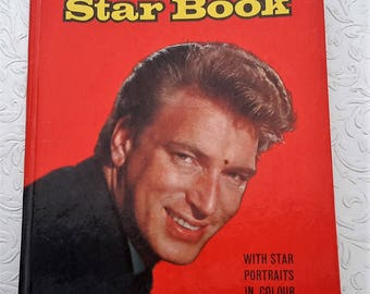 Star Book, ATV Television, Star Book with Star Portraits, 1963, Printed by Robinson Ltd.   Celebrity TV. Book.