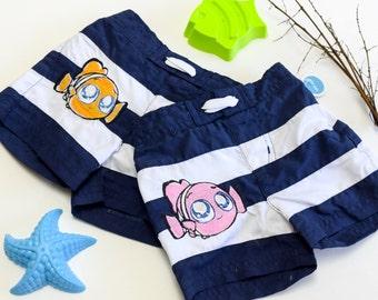 Nemo Baby Swim Board Shorts UPF50+