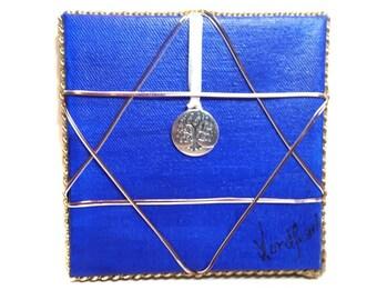 Jewish Gifts -Jewish Art -Jewish Decor -Tree of Life Gifts -Tree of Life Art -Tree of Life Decor -Hanukkah Gifts -Star of David Art -Judaica