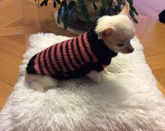Coat Wool Sweater, dog or cat.. .about 1 kg a1 kg 500 length 23cm