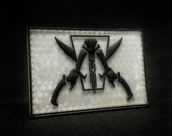 Jolly Mando - IR PVC PATCH with Velcro