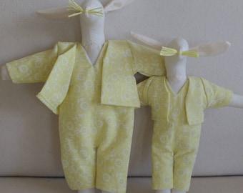 Easter Bunny Yellow